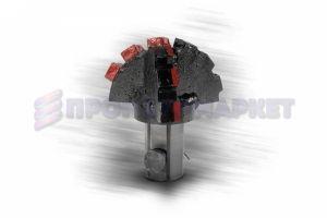 Долото лопастное шнековое III ДРШ-198 МС Ш55 (стандарт)