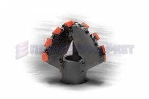 Долото лопастное III ЛДП-160 МС (01151) МЗ-56 Р